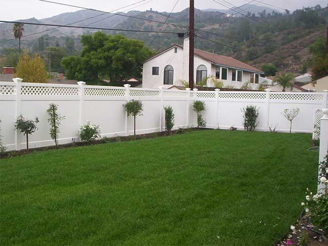 Vinyl privacy fence design ideas pictures vinyl concepts photo 04 privacy workwithnaturefo