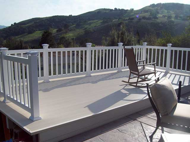 vinyl products vinyl decking