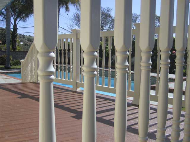vinyl products vinyl railings