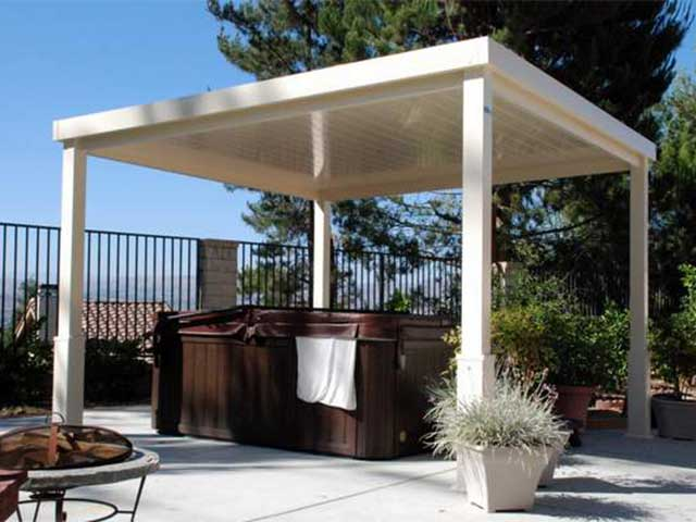 Photo 04 - Comfort Shade ... - Vinyl Comfort Shade Patio Cover Vinyl Concepts