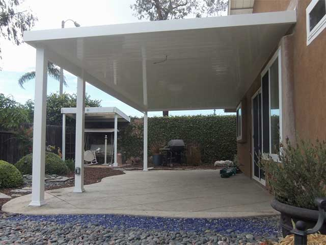Vinyl Comfort Shade Patio Cover Vinyl Concepts