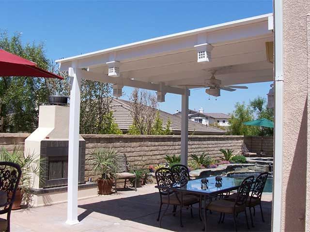 vinyl solid patio cover design ideas pictures vinyl concepts. Black Bedroom Furniture Sets. Home Design Ideas