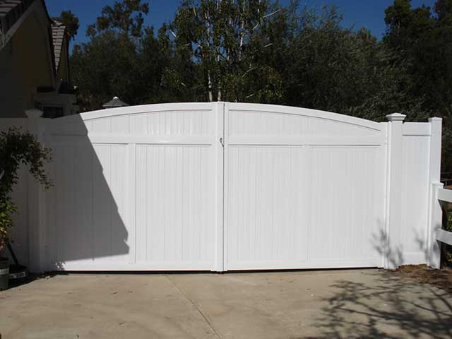 vinyl products vinyl gates