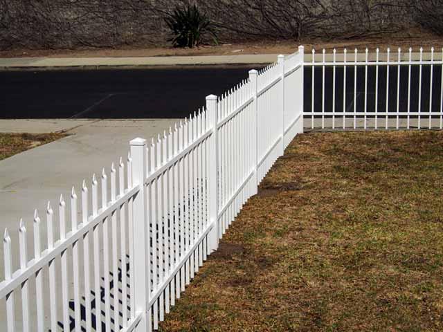 Photo 06 - Aluminum Fence