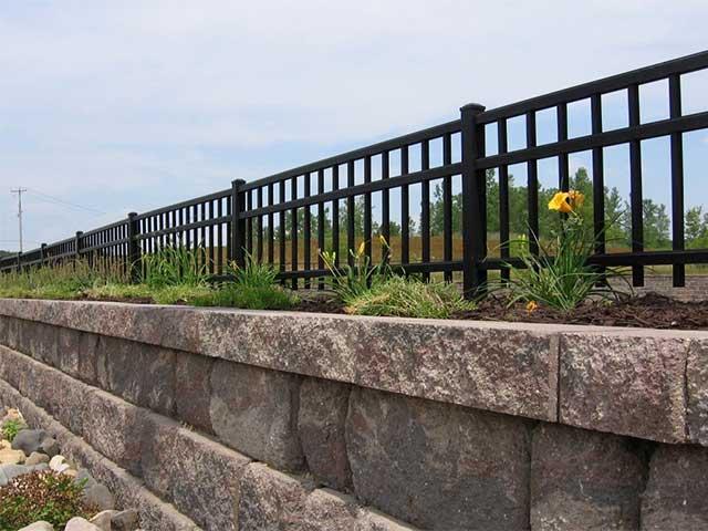 Photo 10 - Aluminum Wall Topper