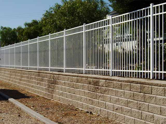 Photo 11 - Aluminum Wall Topper