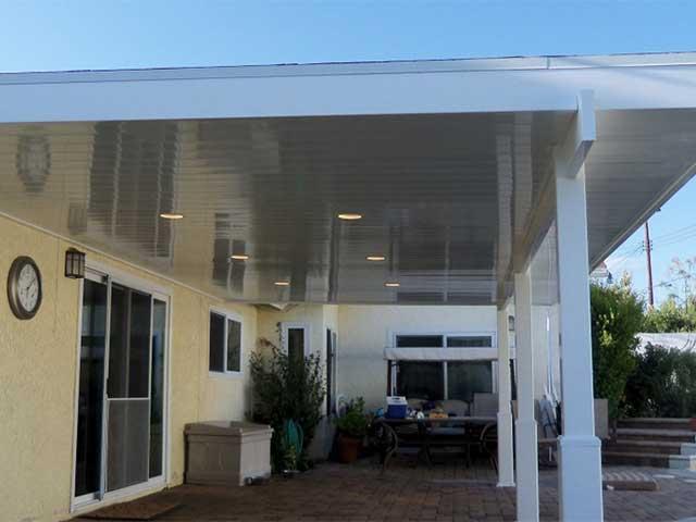 comfort shade vinyl patio cover