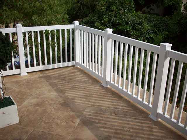 Vinyl Railings Contractor Vinyl Concepts